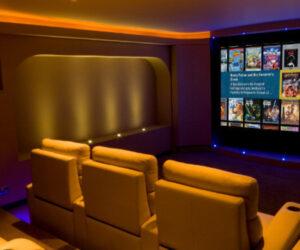 Impianto Home Cinema Costa Smeralda